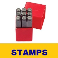 Stamps for Metalworking