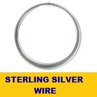 Sterling Silver Wire for making Jewelry
