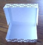 How To Make A Snap Lid Jewelry Box