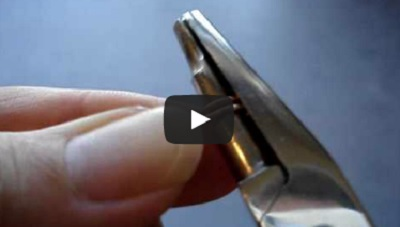 HOW TO USE THE 3 STEP WIRE LOOPING PLIERS