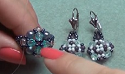 HOW TO MAKE A BEADED RING TUTORIAL