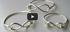 HOW TO MAKE A WIRE INFINITY RING