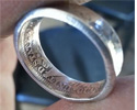 LEARN HOW TO CREATE A DOUBLE-SIDED COIN RING