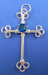 HISTORY OF THE CROSS AS USED IN JEWELRY