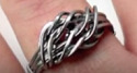 WIRE WEAVE RING