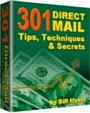 301 Direct Mail Tips $14.95