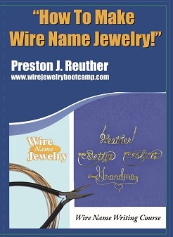 Wire Name Writing Course 6 DVD Set $97.00