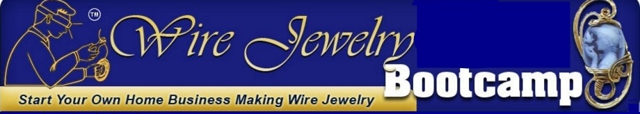 Free online jewelry videos and wire wrap jewelry patterns by Preston Reuther. Complete with Jewelry  tools,