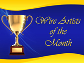 The Wire Artist of the Month